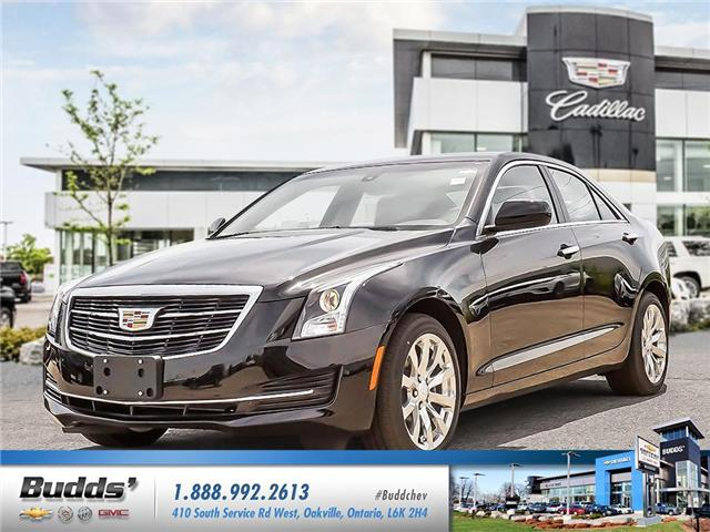 2018 Cadillac ATS 2.0L Turbo Base (Stk: AT8083P) in Oakville - Image 1 of 25