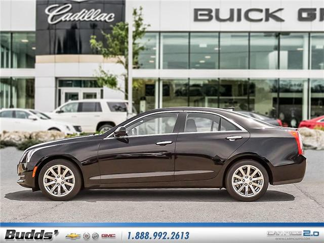2018 Cadillac ATS 2.0L Turbo Base (Stk: AT8083P) in Oakville - Image 2 of 25