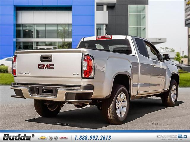 2018 GMC Canyon SLE (Stk: CY8000) in Oakville - Image 5 of 22