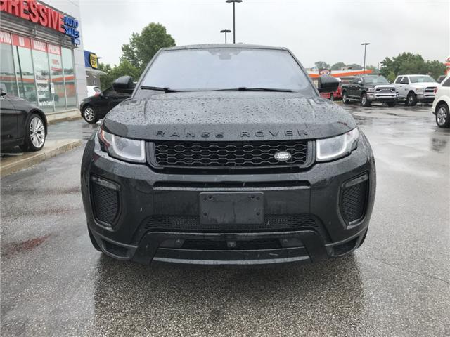 2017 Land Rover Range Rover Evoque HSE DYNAMIC (Stk: HH180148) in Sarnia - Image 2 of 24