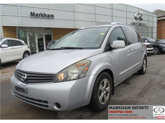 2007 Nissan Quest  (Stk: J179B) in Markham - Image 1 of 20