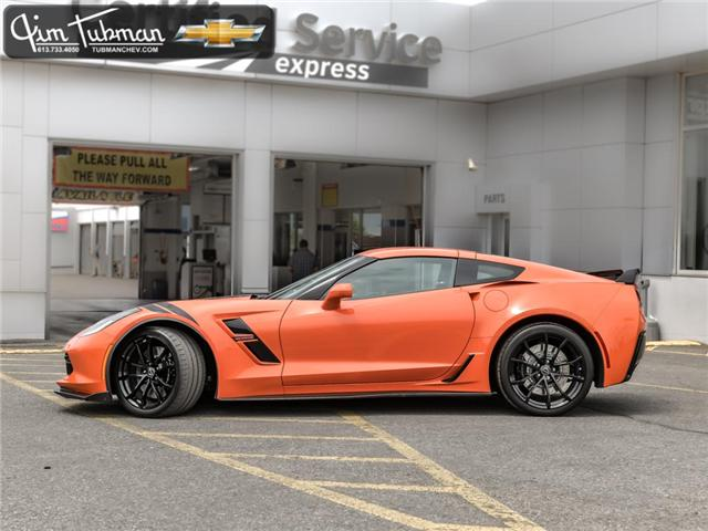 2019 Chevrolet Corvette Grand Sport (Stk: 190005) in Ottawa - Image 2 of 23