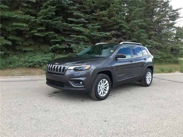 2019 Jeep Cherokee North (Stk: T19-11) in Nipawin - Image 1 of 11