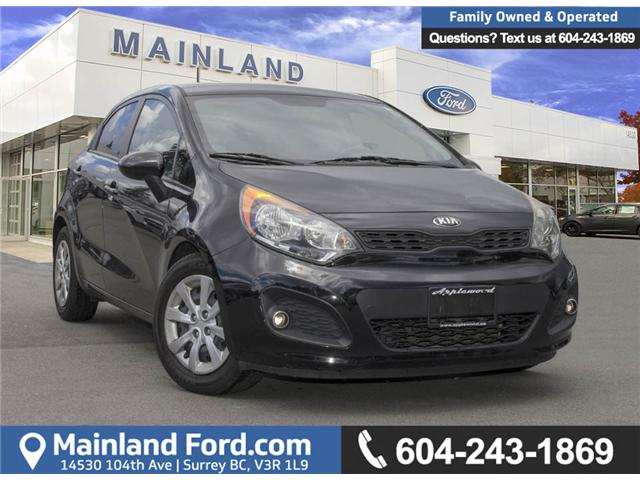 2013 Kia Rio LX+ (Stk: 7FU0838A) in Surrey - Image 1 of 20
