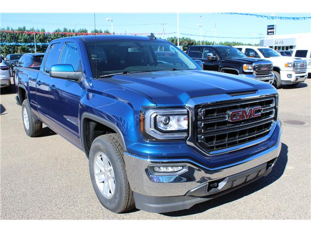 2018 GMC Sierra 1500 SLE (Stk: 165043) in Medicine Hat - Image 1 of 25