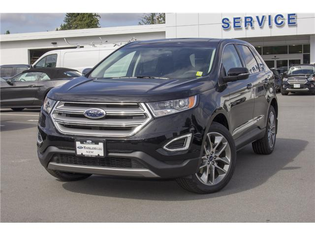 2018 Ford Edge Titanium (Stk: 8ED8025) in Surrey - Image 3 of 29