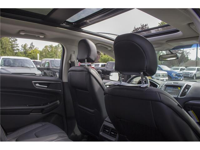 2018 Ford Edge Titanium (Stk: 8ED8025) in Surrey - Image 16 of 29