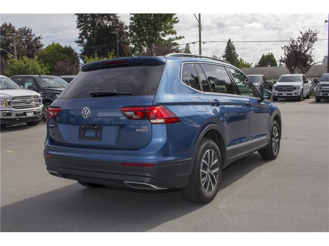 2018 Volkswagen Tiguan Comfortline (Stk: 8F19735A) in Surrey - Image 7 of 27