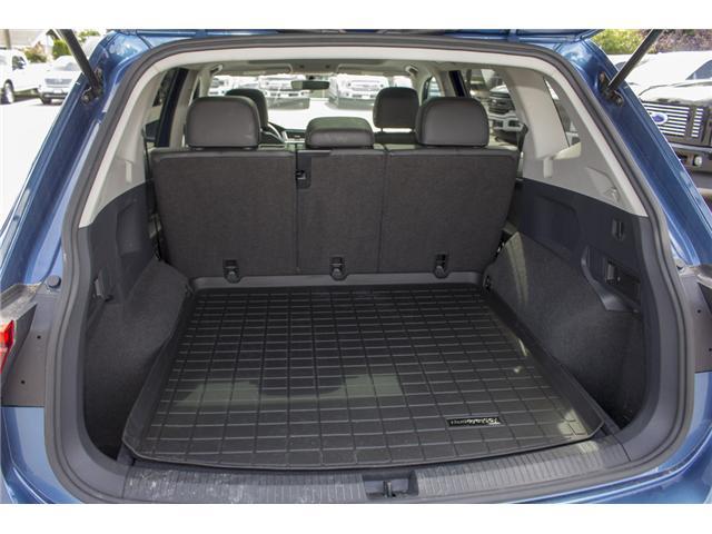 2018 Volkswagen Tiguan Comfortline (Stk: 8F19735A) in Surrey - Image 9 of 27