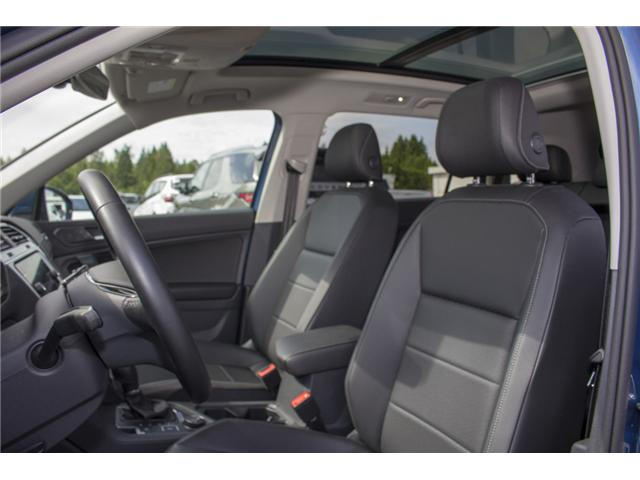 2018 Volkswagen Tiguan Comfortline (Stk: 8F19735A) in Surrey - Image 11 of 27