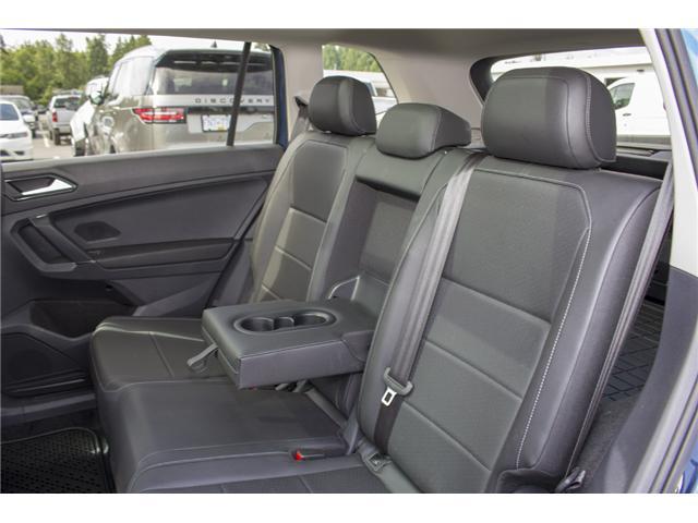 2018 Volkswagen Tiguan Comfortline (Stk: 8F19735A) in Surrey - Image 13 of 27