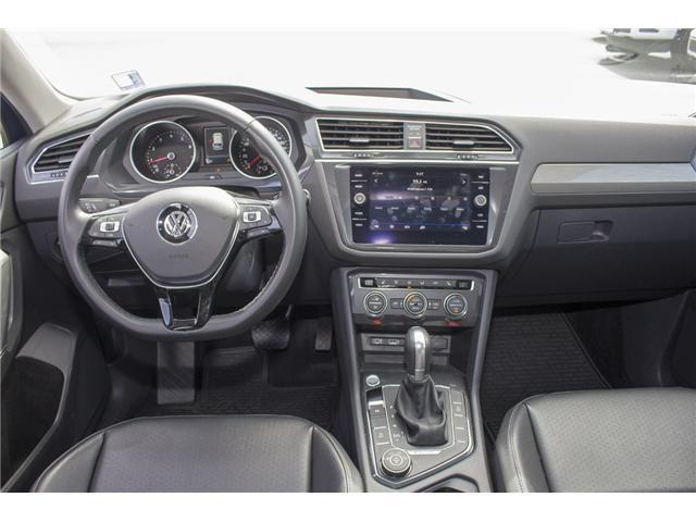 2018 Volkswagen Tiguan Comfortline (Stk: 8F19735A) in Surrey - Image 14 of 27