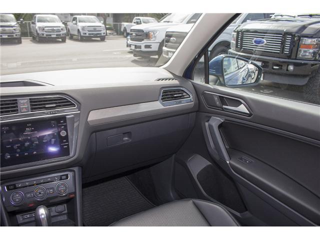 2018 Volkswagen Tiguan Comfortline (Stk: 8F19735A) in Surrey - Image 15 of 27
