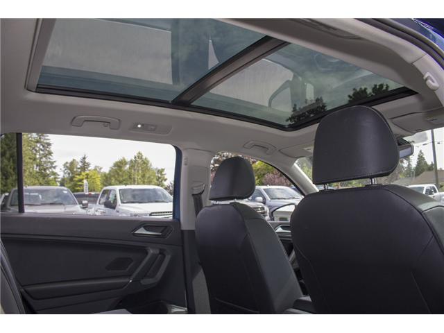 2018 Volkswagen Tiguan Comfortline (Stk: 8F19735A) in Surrey - Image 16 of 27