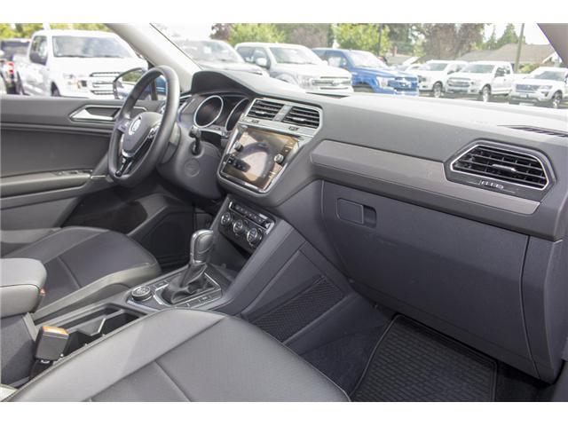 2018 Volkswagen Tiguan Comfortline (Stk: 8F19735A) in Surrey - Image 17 of 27