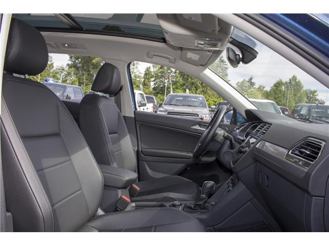 2018 Volkswagen Tiguan Comfortline (Stk: 8F19735A) in Surrey - Image 18 of 27