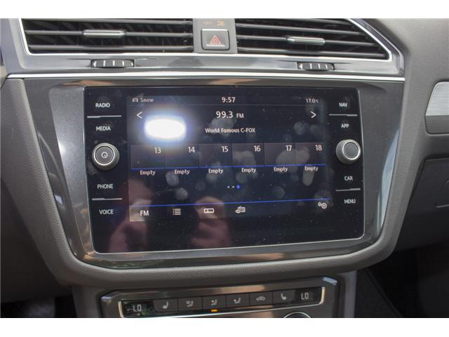 2018 Volkswagen Tiguan Comfortline (Stk: 8F19735A) in Surrey - Image 22 of 27