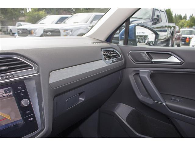 2018 Volkswagen Tiguan Comfortline (Stk: 8F19735A) in Surrey - Image 26 of 27