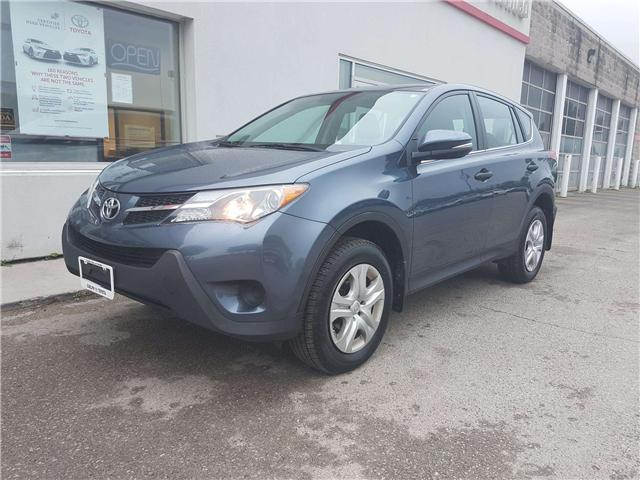 2013 Toyota RAV4 LE (Stk: U00872) in Guelph - Image 1 of 30