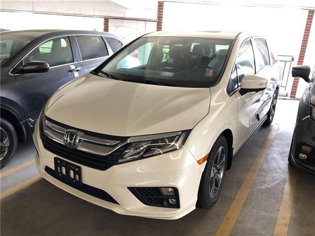 2019 Honda Odyssey EX (Stk: 8K18480) in Vancouver - Image 1 of 4