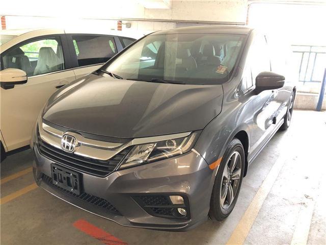 2019 Honda Odyssey EX (Stk: 8K17220) in Vancouver - Image 1 of 4