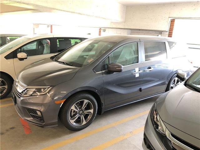 2019 Honda Odyssey EX (Stk: 8K17220) in Vancouver - Image 2 of 4