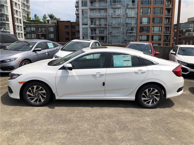 2018 Honda Civic EX (Stk: 3J88290) in Vancouver - Image 2 of 4