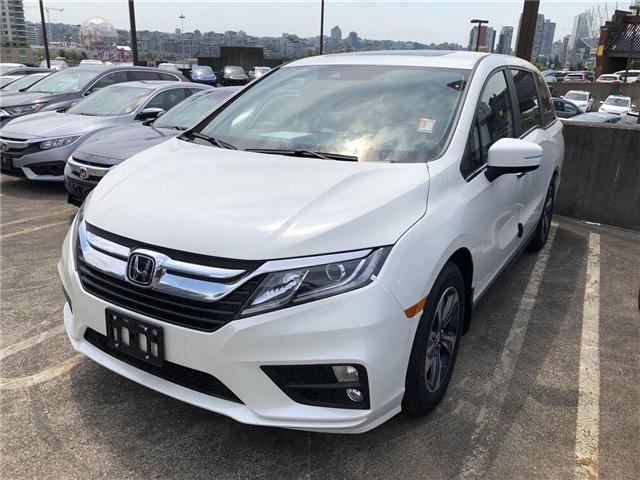 2019 Honda Odyssey EX (Stk: 8K18530) in Vancouver - Image 1 of 4