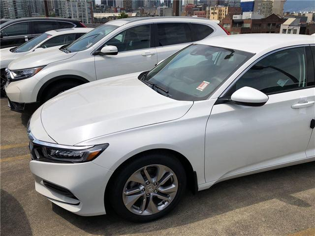 2018 Honda Accord LX (Stk: 6J84950) in Vancouver - Image 1 of 4