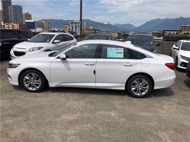 2018 Honda Accord LX (Stk: 6J85020) in Vancouver - Image 2 of 4