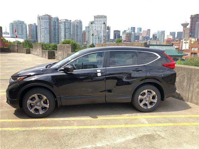 2018 Honda CR-V EX (Stk: 2J25970) in Vancouver - Image 2 of 4