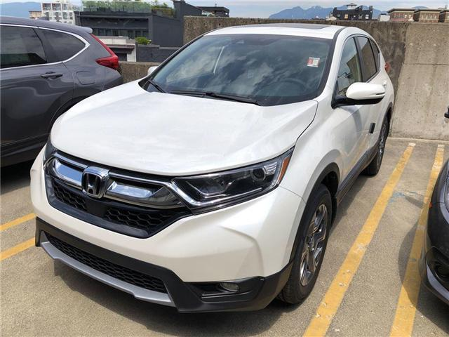 2018 Honda CR-V EX (Stk: 2J17580) in Vancouver - Image 1 of 4