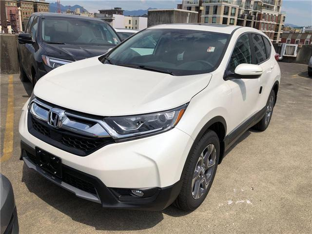 2018 Honda CR-V EX (Stk: 2J17510) in Vancouver - Image 1 of 4