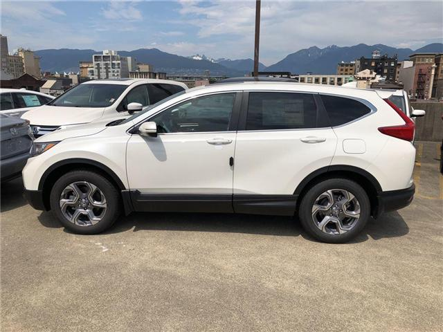 2018 Honda CR-V EX (Stk: 2J17510) in Vancouver - Image 2 of 4