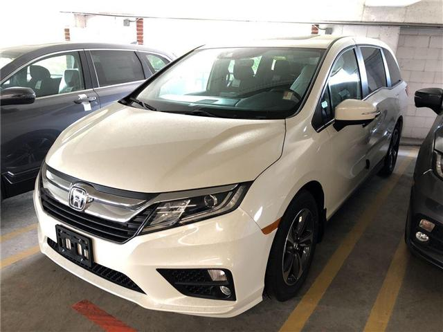 2019 Honda Odyssey EX (Stk: 8K20450) in Vancouver - Image 1 of 4