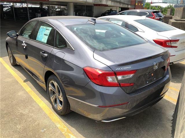 2018 Honda Accord EX-L (Stk: 6J88910) in Vancouver - Image 2 of 4
