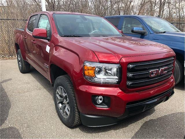 2018 GMC Canyon SLT (Stk: 250879) in Richmond Hill - Image 1 of 5