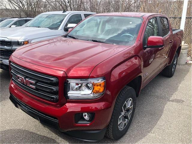 2018 GMC Canyon SLT (Stk: 250879) in Richmond Hill - Image 2 of 5