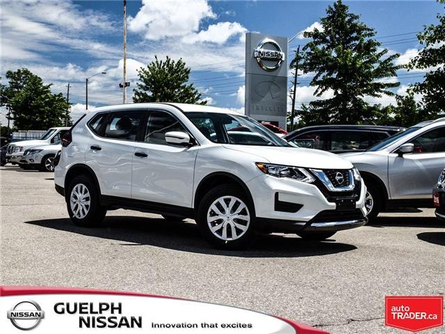 2018 Nissan Rogue  (Stk: N19504) in Guelph - Image 1 of 19