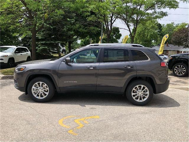 2019 Jeep Cherokee North (Stk: 194017) in Toronto - Image 2 of 20