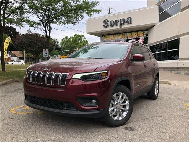 2019 Jeep Cherokee North (Stk: 194024) in Toronto - Image 1 of 19