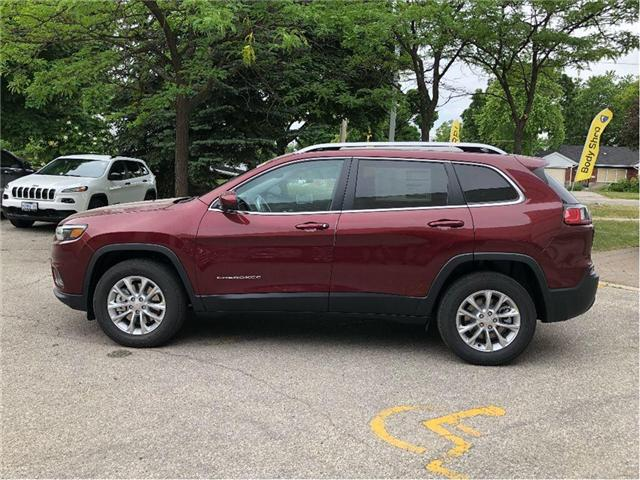 2019 Jeep Cherokee North (Stk: 194024) in Toronto - Image 2 of 19