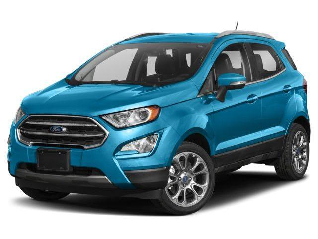 2018 Ford EcoSport SE (Stk: 8185) in Wilkie - Image 1 of 9