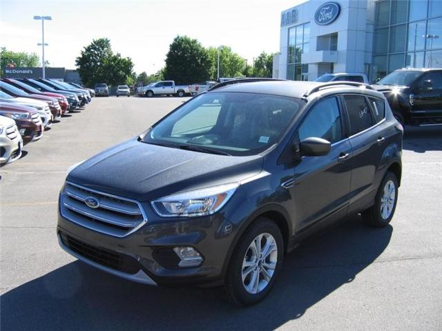 2018 Ford Escape SE (Stk: 18394) in Smiths Falls - Image 1 of 12