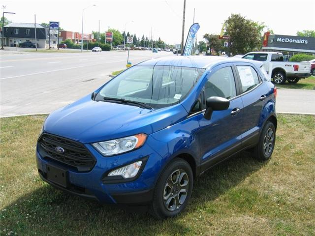2018 Ford EcoSport S (Stk: 18395) in Perth - Image 1 of 11