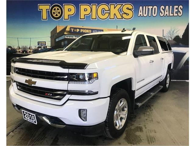 2016 Chevrolet Silverado 1500 LTZ (Stk: 222446) in NORTH BAY - Image 1 of 17