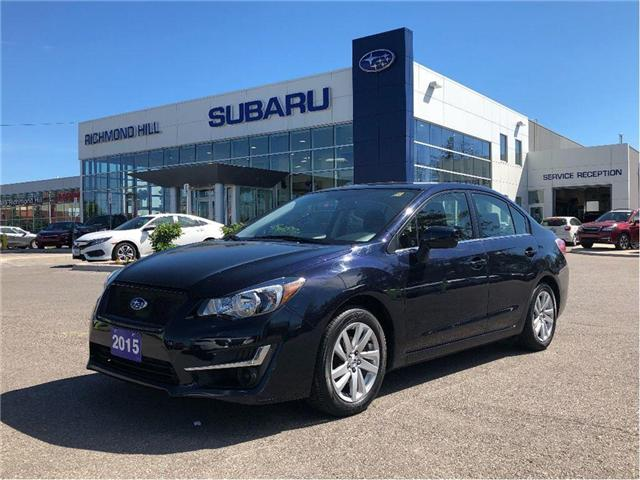 2015 Subaru Impreza 2.0i Touring Package (Stk: P03673) in RICHMOND HILL - Image 1 of 18