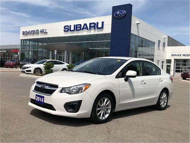 2014 Subaru Impreza 2.0i Touring Package (Stk: LP0158) in RICHMOND HILL - Image 1 of 17