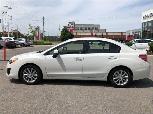 2014 Subaru Impreza 2.0i Touring Package (Stk: LP0158) in RICHMOND HILL - Image 2 of 17