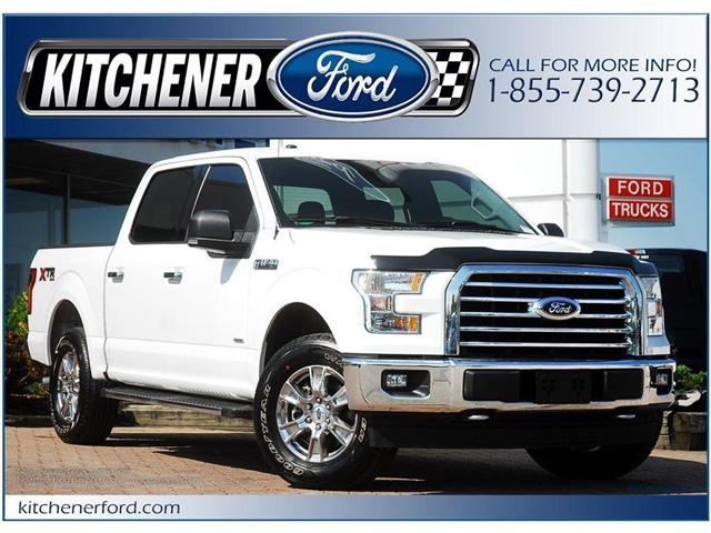 2017 Ford F-150 XLT (Stk: D87940AX) in Kitchener - Image 1 of 20